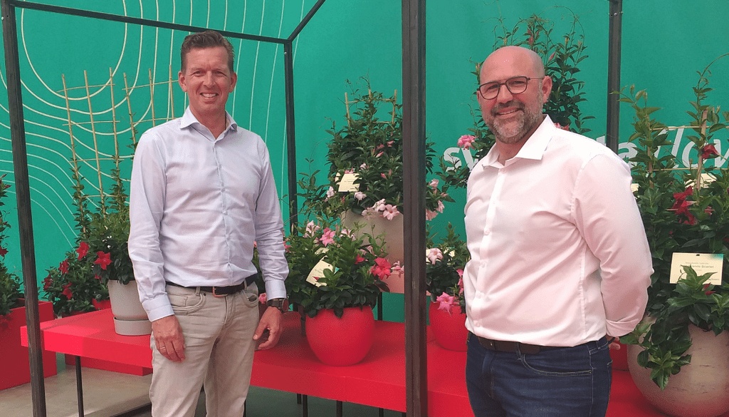 Edwin Zuidgeest and Olivier Clisson
